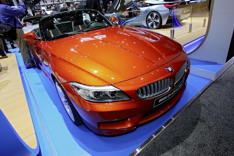 BMW-Roadster Z4 2013er Modell