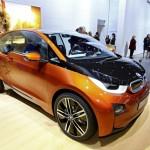 BMW i3 Concept Coupe aud der Detroit Motor Show 2013