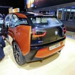 BMW i3 Concept Coupe auf der Detroiter Motor Show 2013