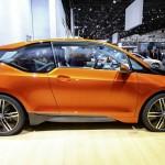 BMW i3 Concept Coupe auf der Detroiter Auto Show 2013
