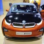 BMW i3 Concept Coupe auf der Detroit Auto Show 2013