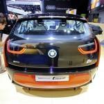 BMW i3 Concept Coupe auf der Detroit Autoshow 2013