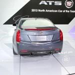 Cadillac ATS auf der 2013-er Motorshow in Detroit