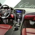 Der Innenraum des Cadillac ATS - Fotos vom Cockpit, Sitzen und Mittelkonsole