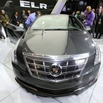 Cadillac ELR auf der Detroiter Auto Show 2013