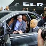 Cadillac ELR auf der Detroiter Motor Show 2013