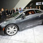 Cadillac ELR auf der Detroit Motor Show 2013