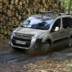 Der Testwagen Citroen Berlingo Selection mit 115 PS