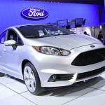 Ford präsentiert den neuen Fiesta ST in Detroit