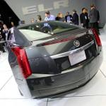Cadillac ELR auf der Detroit Auto Show 2013
