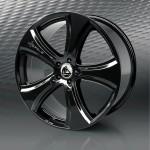 Die Hofele Reverso II Felge für den Audi Q7