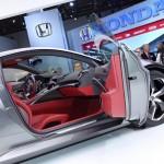 Das Konzeptfahrzeug Honda NSX auf Detroit Messe 2013