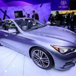 Infiniti präsentiert in Detroit den neuen Q50