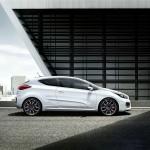 Kia Pro Ceed GT in der Seitenansicht