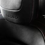 Die Recaro-Sportsitze des Kia Pro Ceed GT