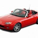 Tornado-Roter Mazda MX-5 3rd Generation von 2005