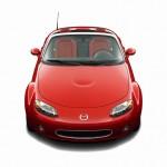 Der Kühlergrill des Mazda MX-5 Sondermodells 3rd Generation