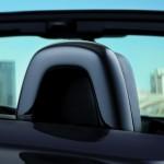 Der Überrollbügel des Mazda MX-5 Hamaki (Sondermodell von 2012)
