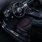 Cockpitansicht des MX-5 Hamaki, 2012-er Sondermodell von Mazda