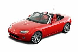 Sondermodell 3rd Generation des Mazda MX-5 von 2005