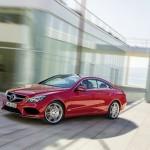 Das Exterieur des Mercedes-Benz E-Klasse Coupe 2013