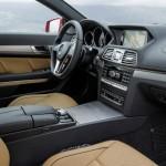 Das Interieur des neuen Mercedes-Benz E-Klasse Coupe