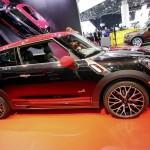 Mini John Cooper Works Paceman auf der Detroiter Auto Show 2013
