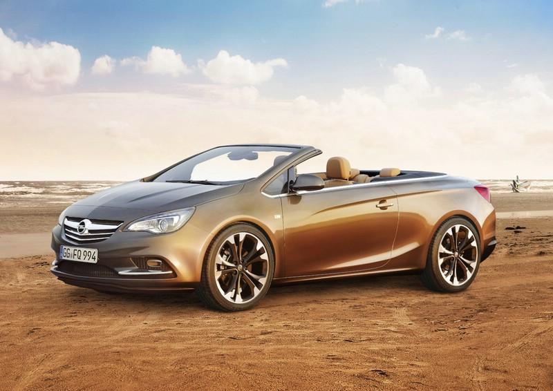 Bilder vom Opel Cascada Cabrio (Front)
