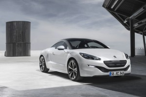 Neuer Peugeot RCZ bekommt neues Gesicht