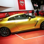 Nissan Usain Bolt Gold GT-R Limited Edition auf der NAIAS Detroit 2013