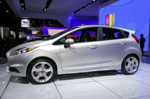 Detroiter Messe: Ford Fiesta ST mit 180 PS
