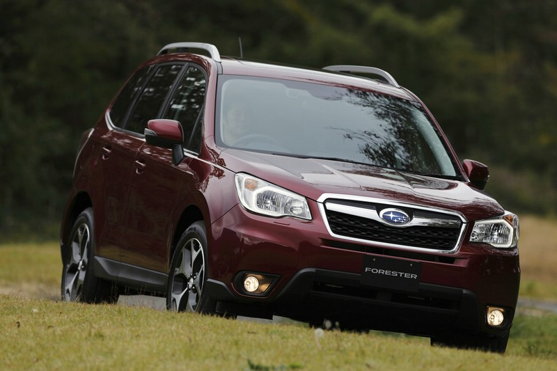 4. Generation des Subaru Forester (2013, Front)