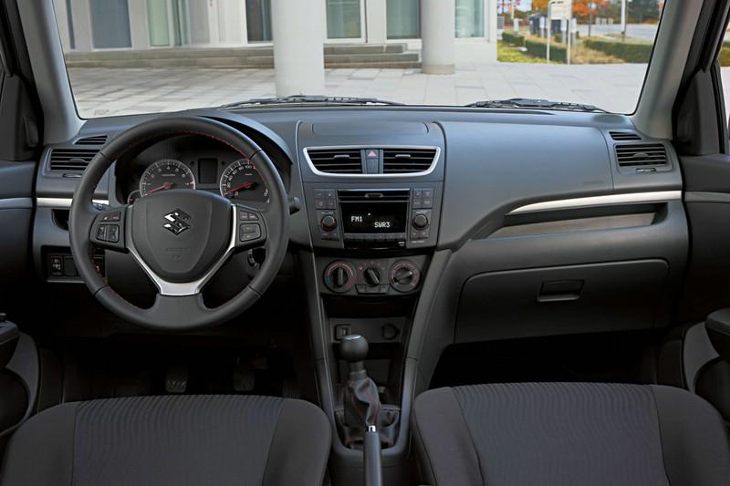 Suzuki Swift X Tra Innenraum
