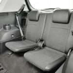 Die Sitze des modellgepflegten Toyota Verso
