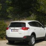 Bilder vom Außendesign des Toyota RAV4