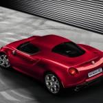 Exterieur Fotos vom neuen Alfa Romeo 4C