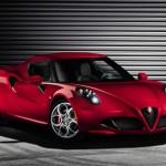 Alfa Romeo 4C Bilder vom Außendesign