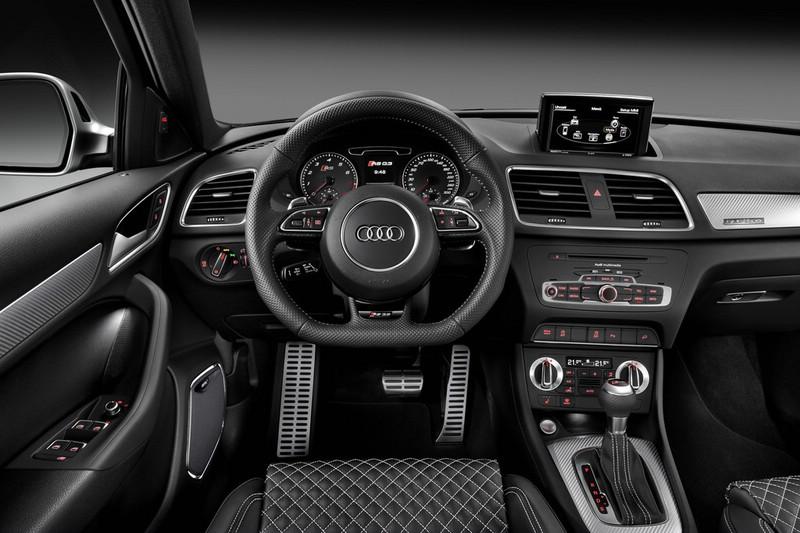 Interieur audi  Galerie: Audi RS Q3 Interieur | Bilder und Fotos