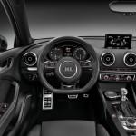 Das Cockpit des 2013er Audi S3 Sportback