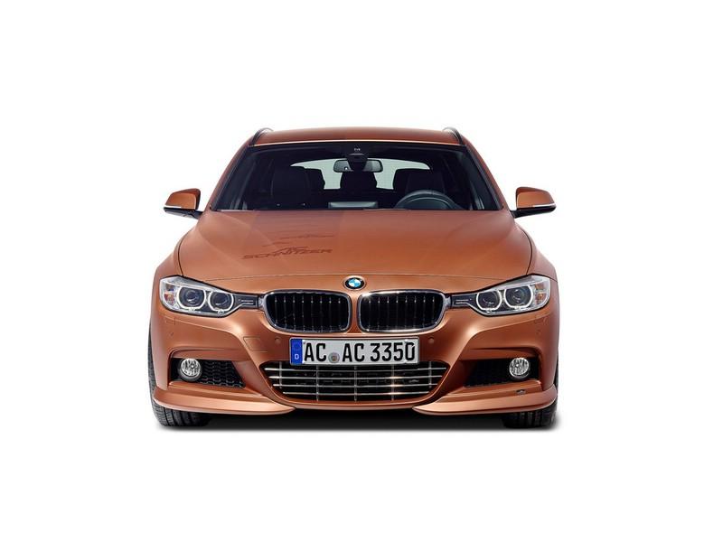 Exterieur Fotos vom BMW 3er Touring AC Schnitzer