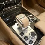Die Mittelkonsole des Brabus 800 Roadster