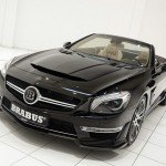 Brabus 800 Roadster in schwarz