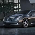 Cadillac Coupe ELR von der seite