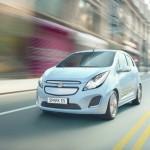 Der neue Chevrolet Spark EV wird in Genf zu sehen sein