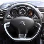 Das Cockpit des neuen Citroen C3 Modellgeneration 2013