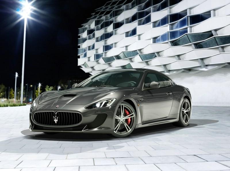 Gran Turismo MC Stradale von Maserati mit 460 PS