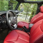 Interieur Fotos vom Jeep-Wrangler Rubicon 10th Anniversary Edition
