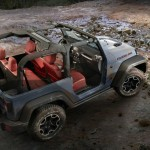 Jeep-Wrangler Rubicon 10th Anniversary Edition 2013 Exterieur Bilder