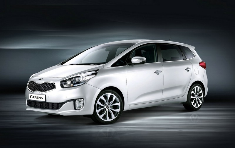 Kia Carens Modellgeneration 2013