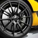 Die Felgen des McLaren P1